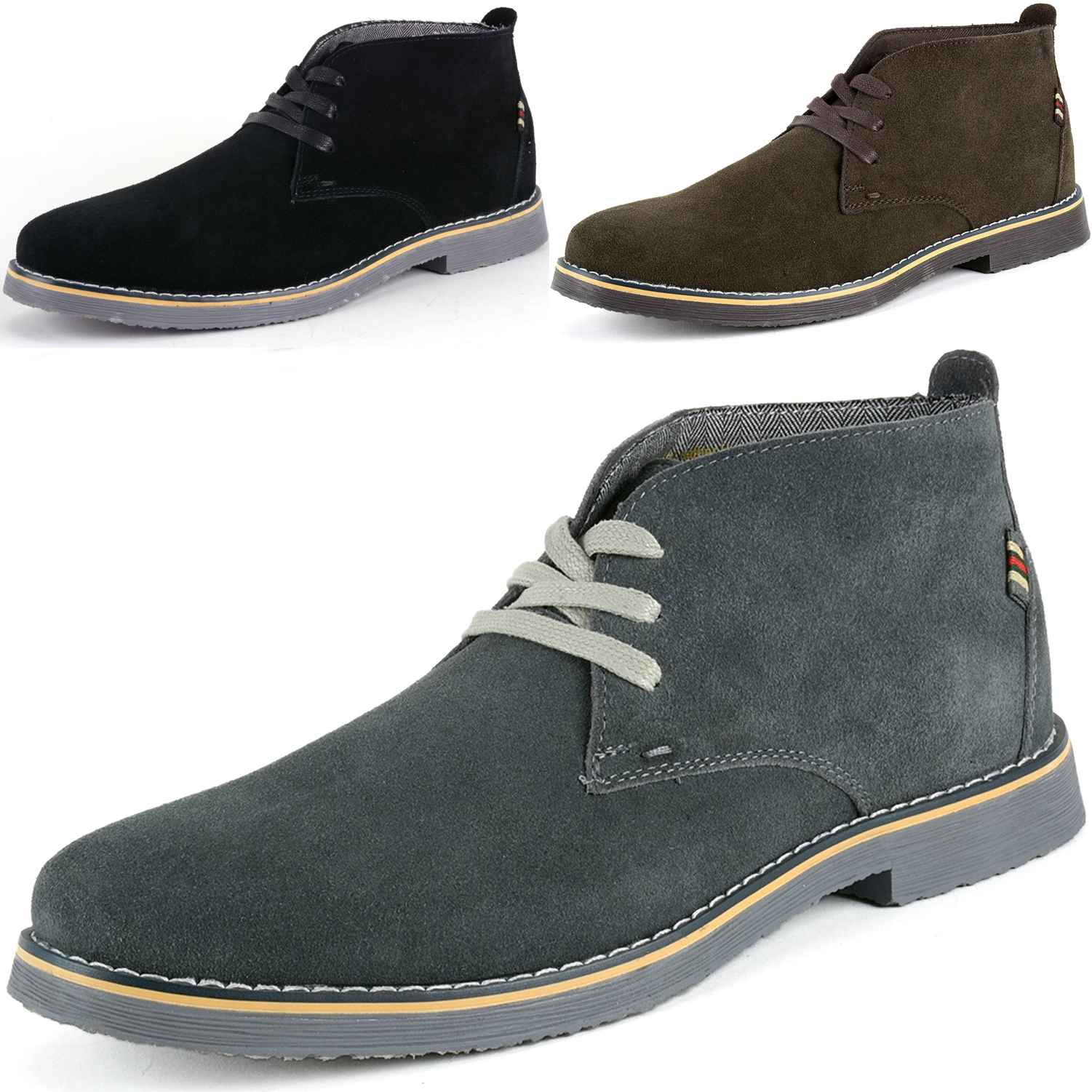 Desert Boots For Men M7PCS424