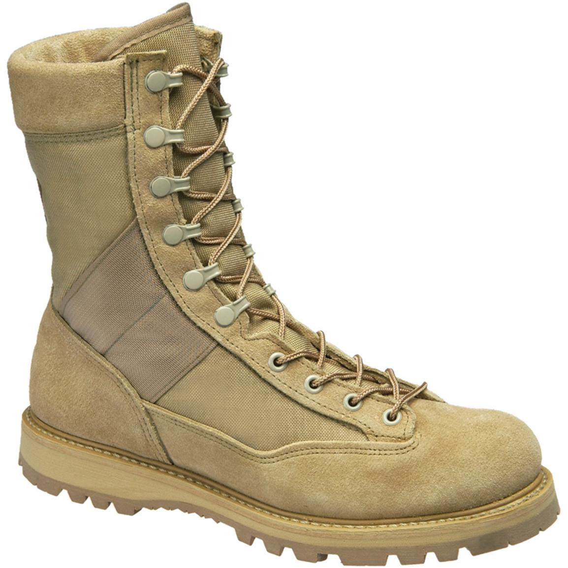 Desert Combat Boots w6W4nce9