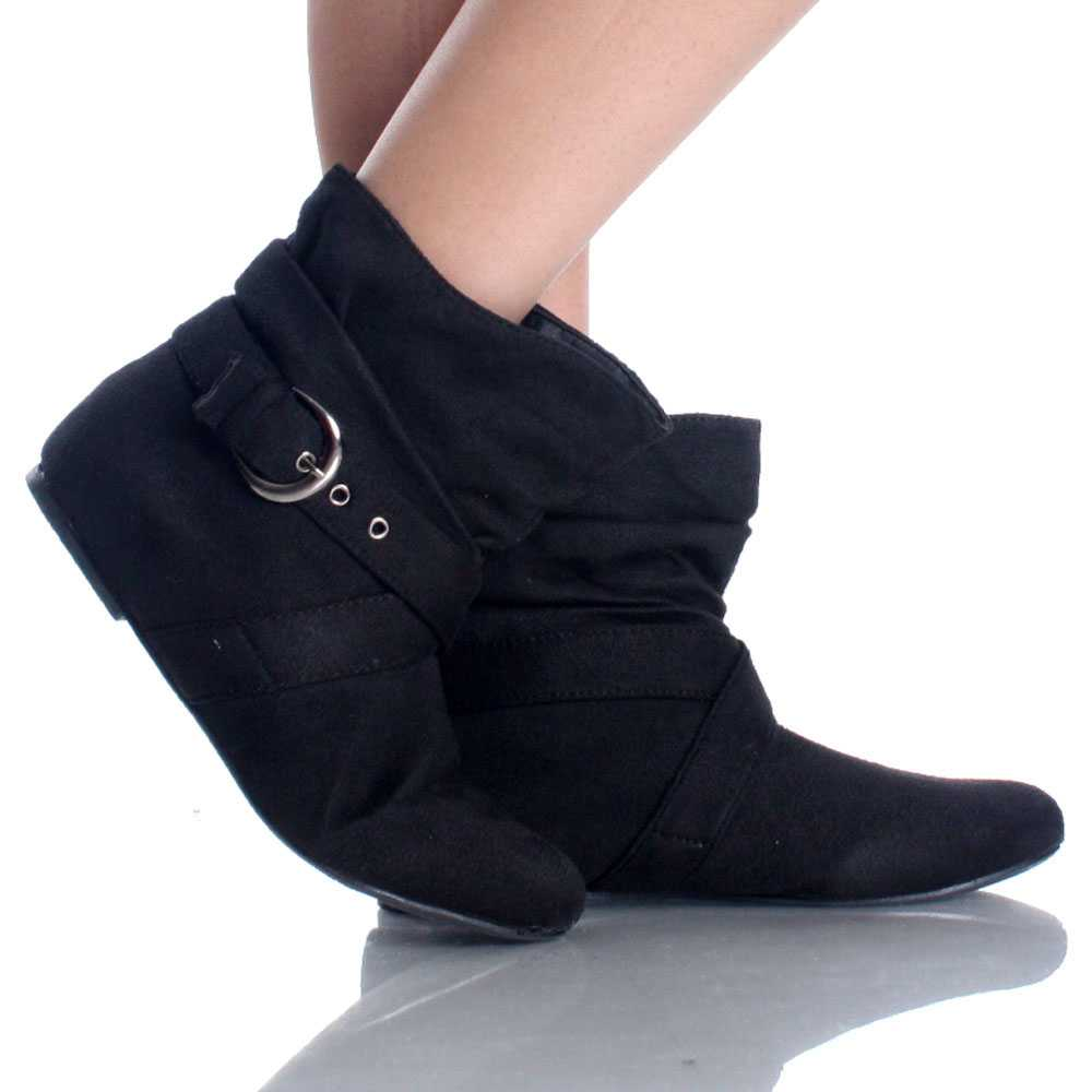 Flat Ankle Boots For Women sTMOQPef