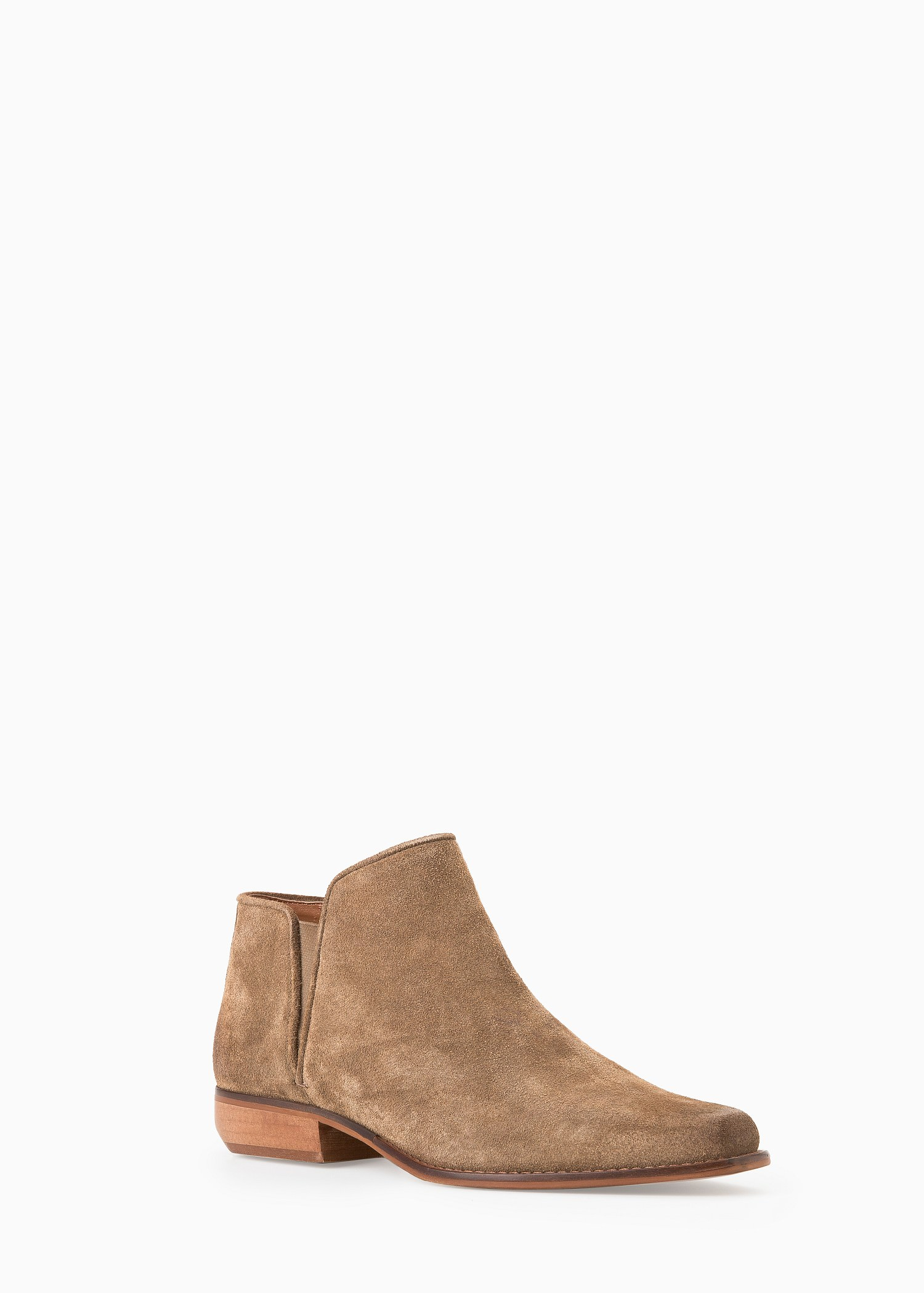 Flat Suede Ankle Boots Aayfah64