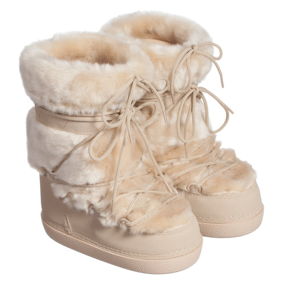 Fur Snow Boots UtVh7rb9