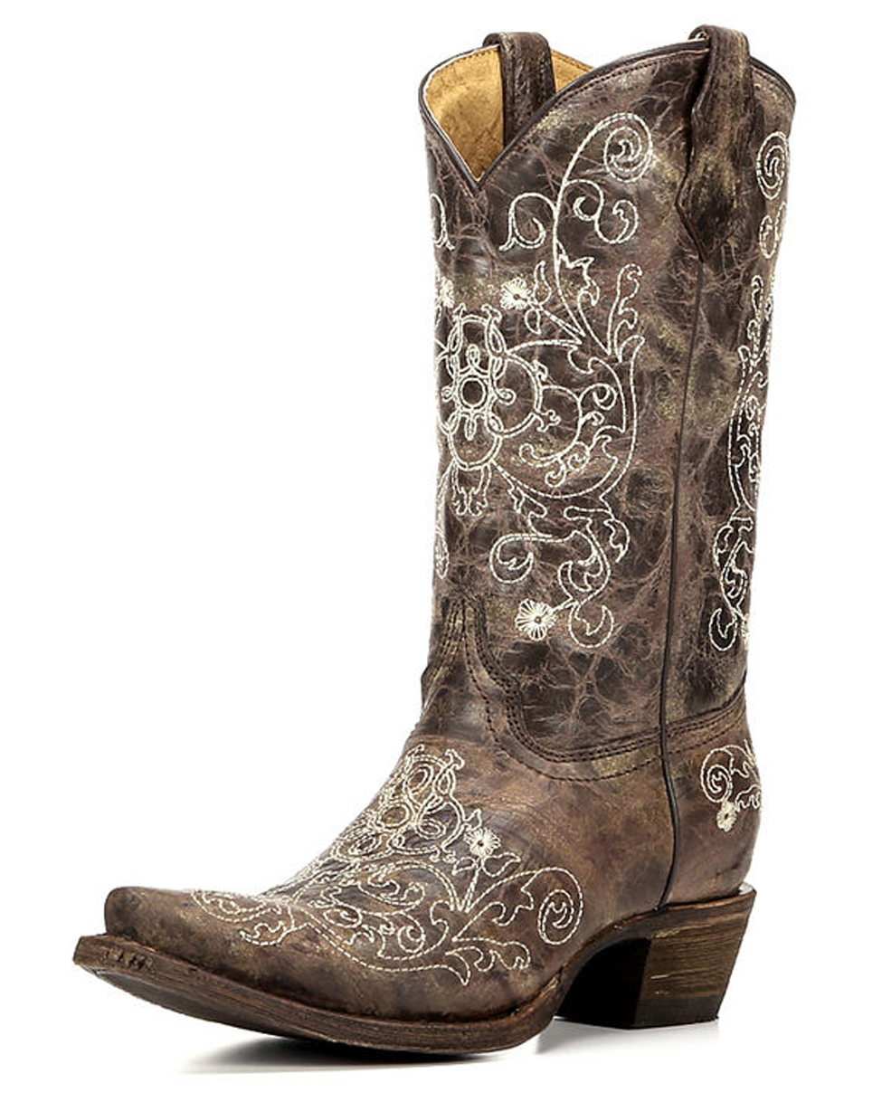 Girl Cowgirl Boots pg9drUf0