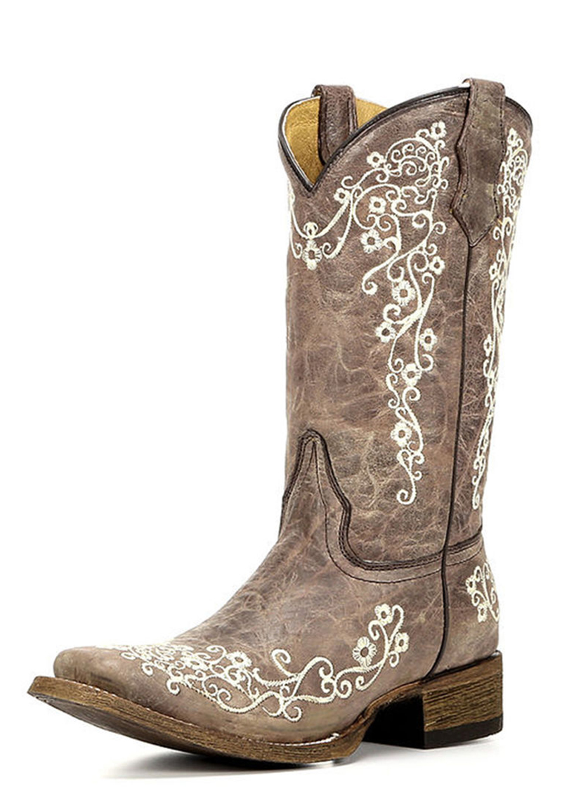 Girl Cowgirl Boots MiD2KnOb
