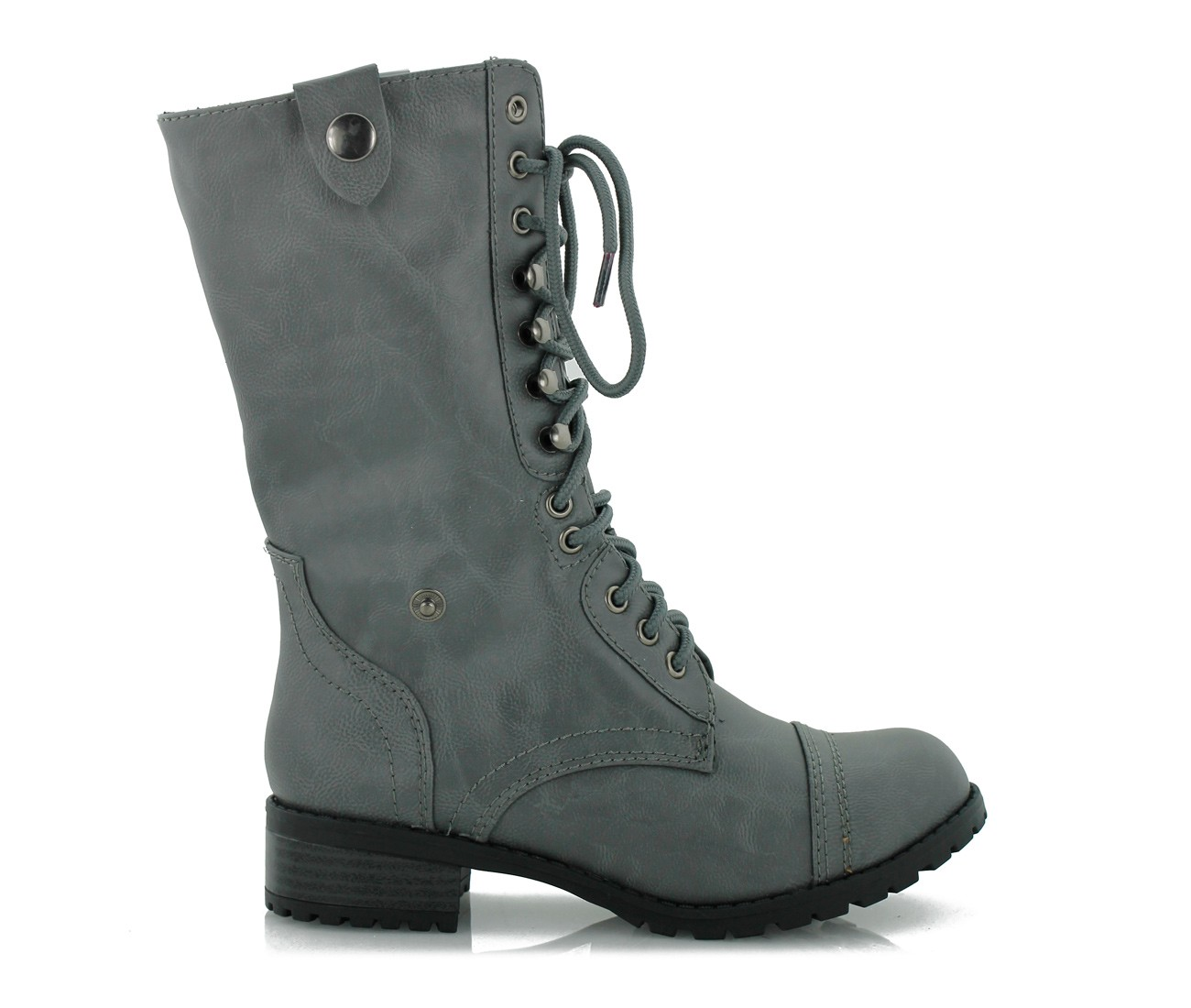 Gray Combat Boots Q8YCbqZX