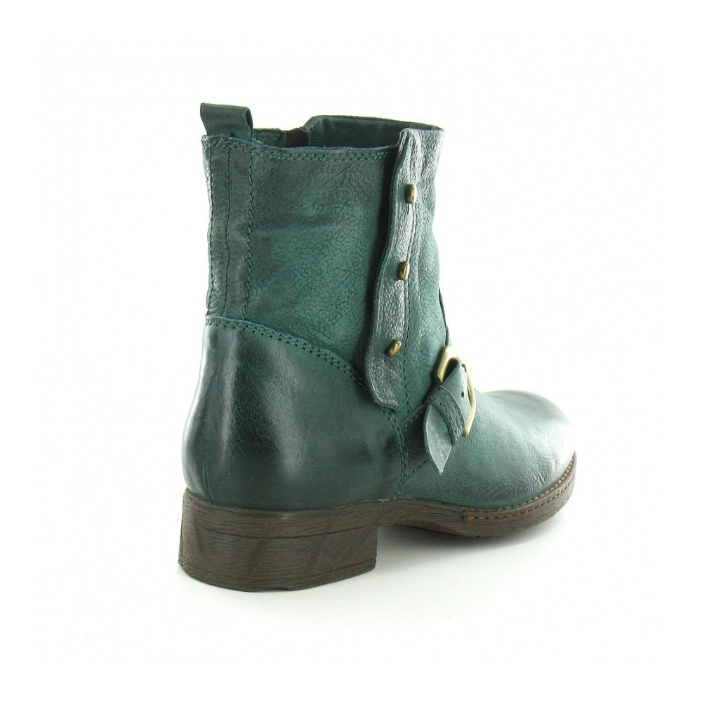 Green Ankle Boots XwcVrsnt