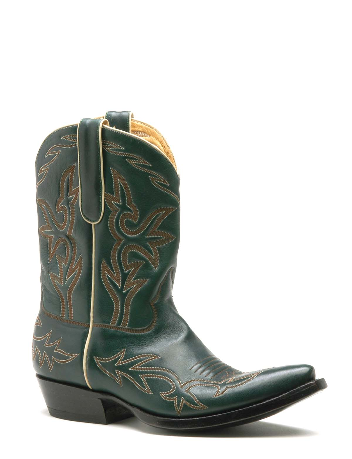 Green Cowboy Boots nLdgw8Hy
