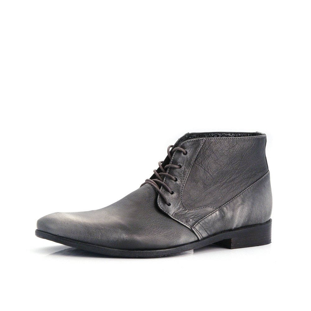 Grey Boots Mens c1gEnXj1