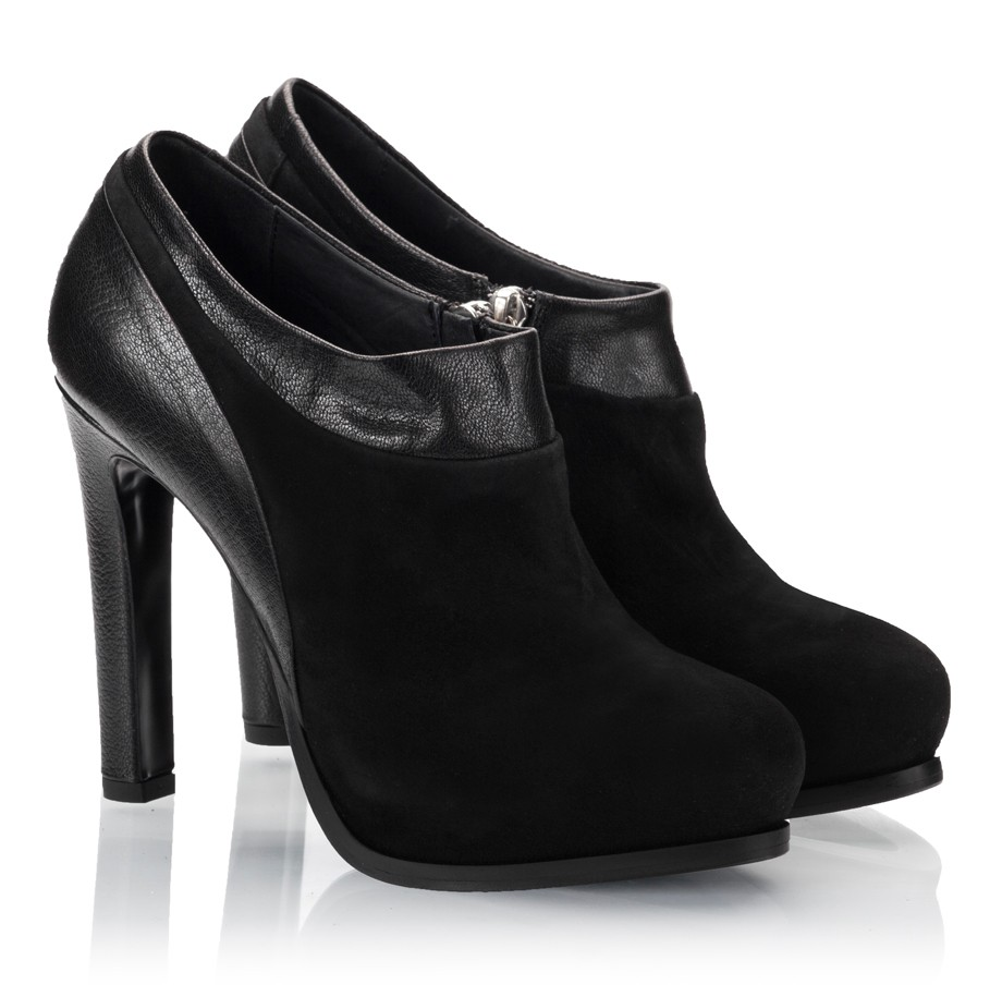 Heel Ankle Boots vxnBwdWO