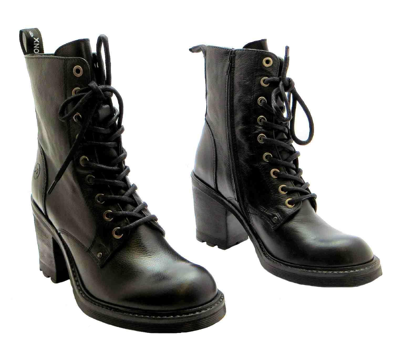 high heel combat boots boot yc