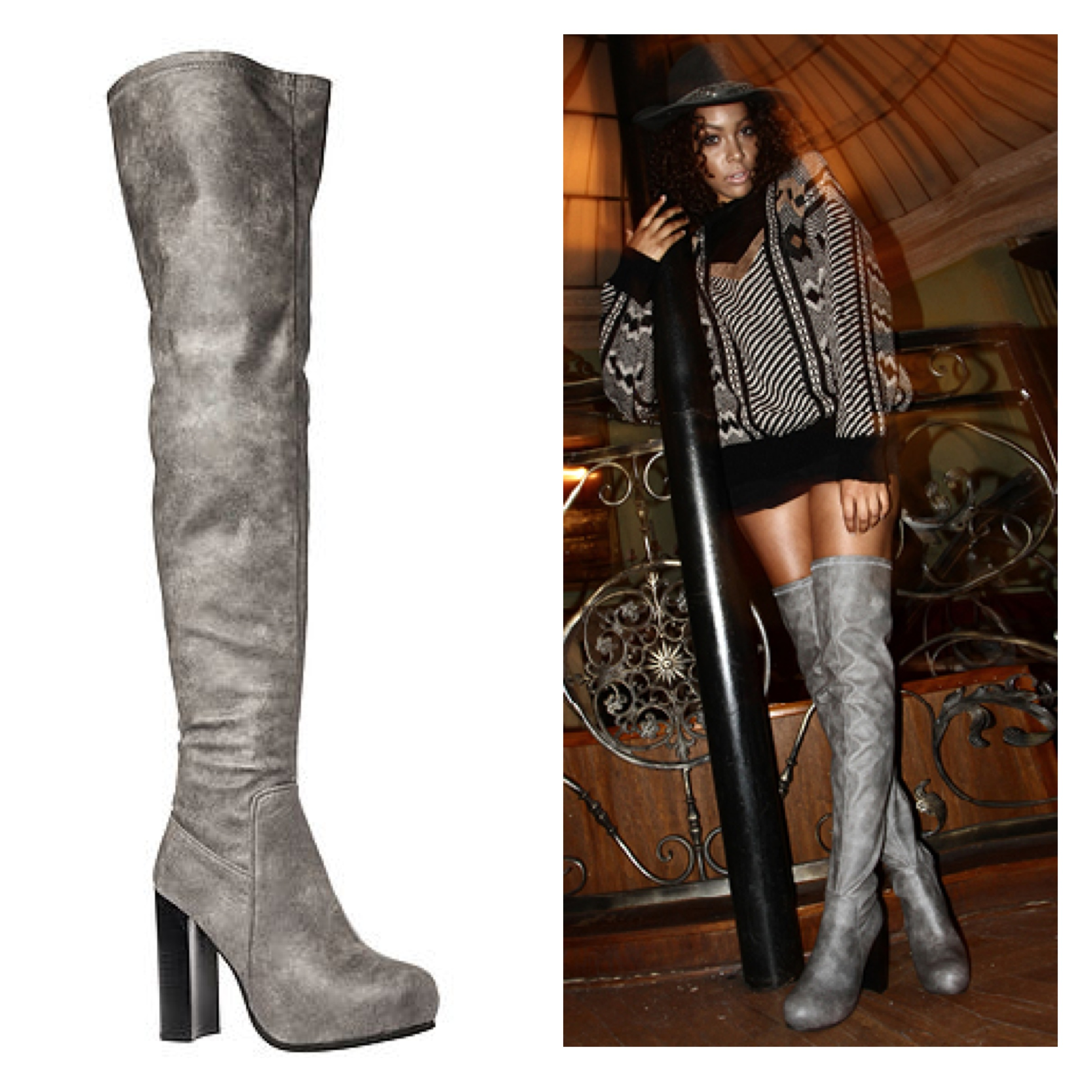 Jeffrey Campbell Thigh High Boots 45JTXgAv