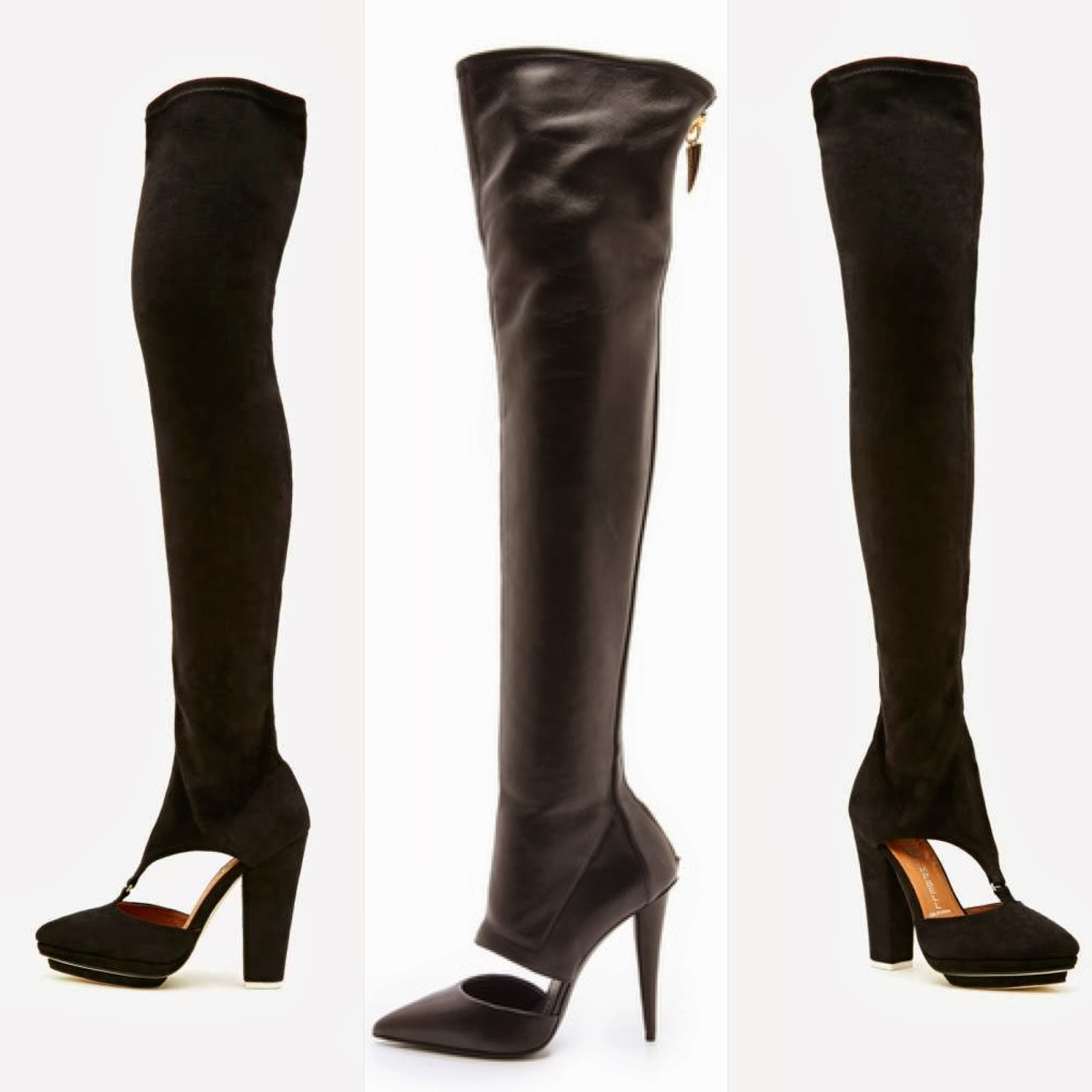 Jeffrey Campbell Thigh High Boots jzODzanU