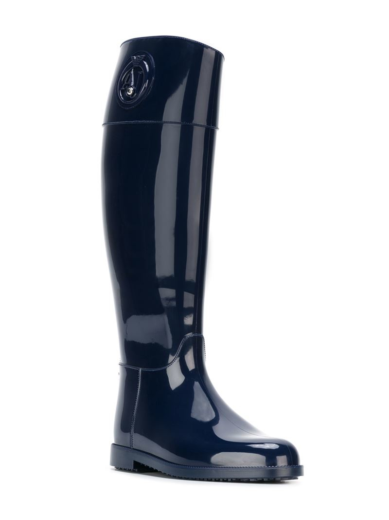 Knee High Rain Boots jw2JlnAs