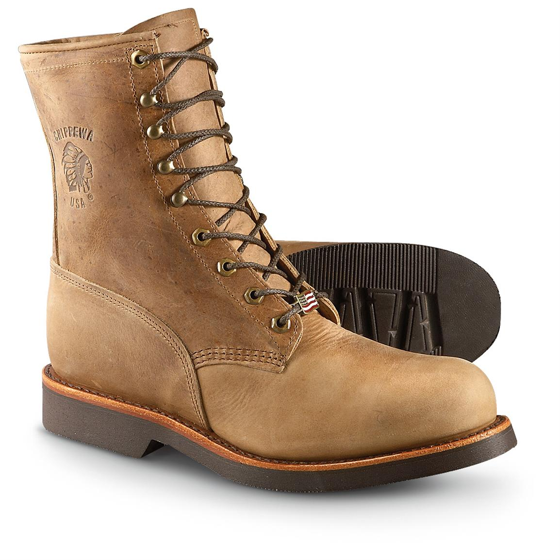 Lace Up Work Boots qjXIXqrn