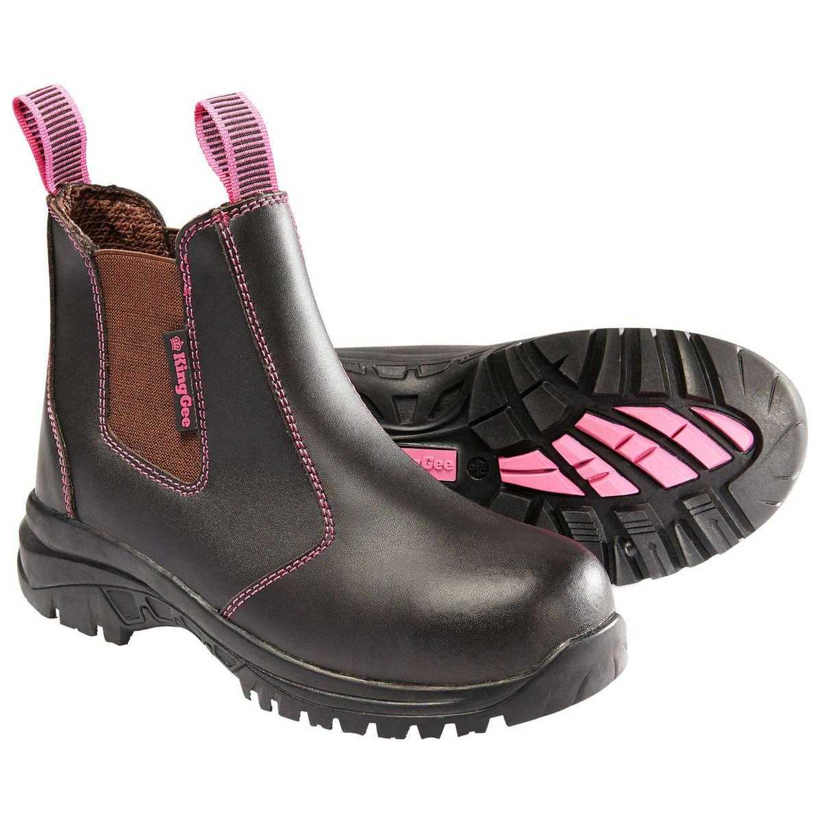 Ladies Work Boots - Boot Yc 9f3c40d14ff2
