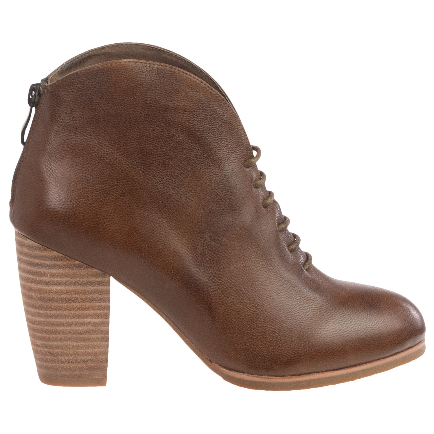 Leather Ankle Boots For Women VJATcV5T