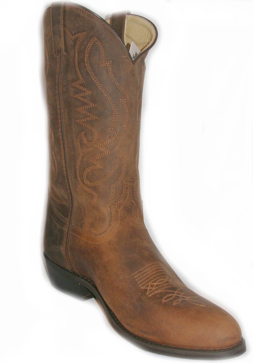 Leather Cowboy Boots RtSt5js8