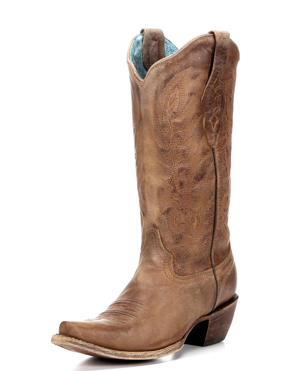 Leather Cowgirl Boots MNXIlMTI