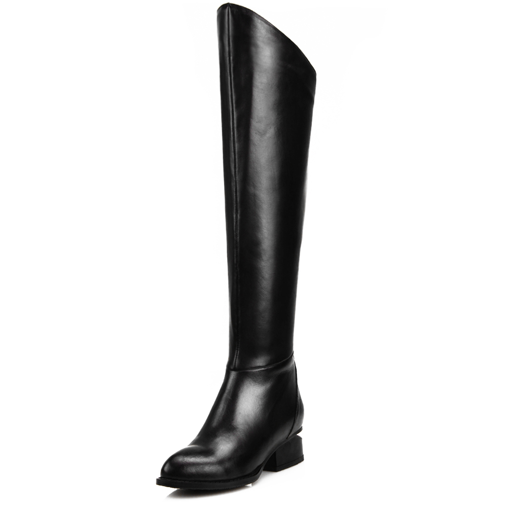 Leather Womens Boots K3fZW3AH