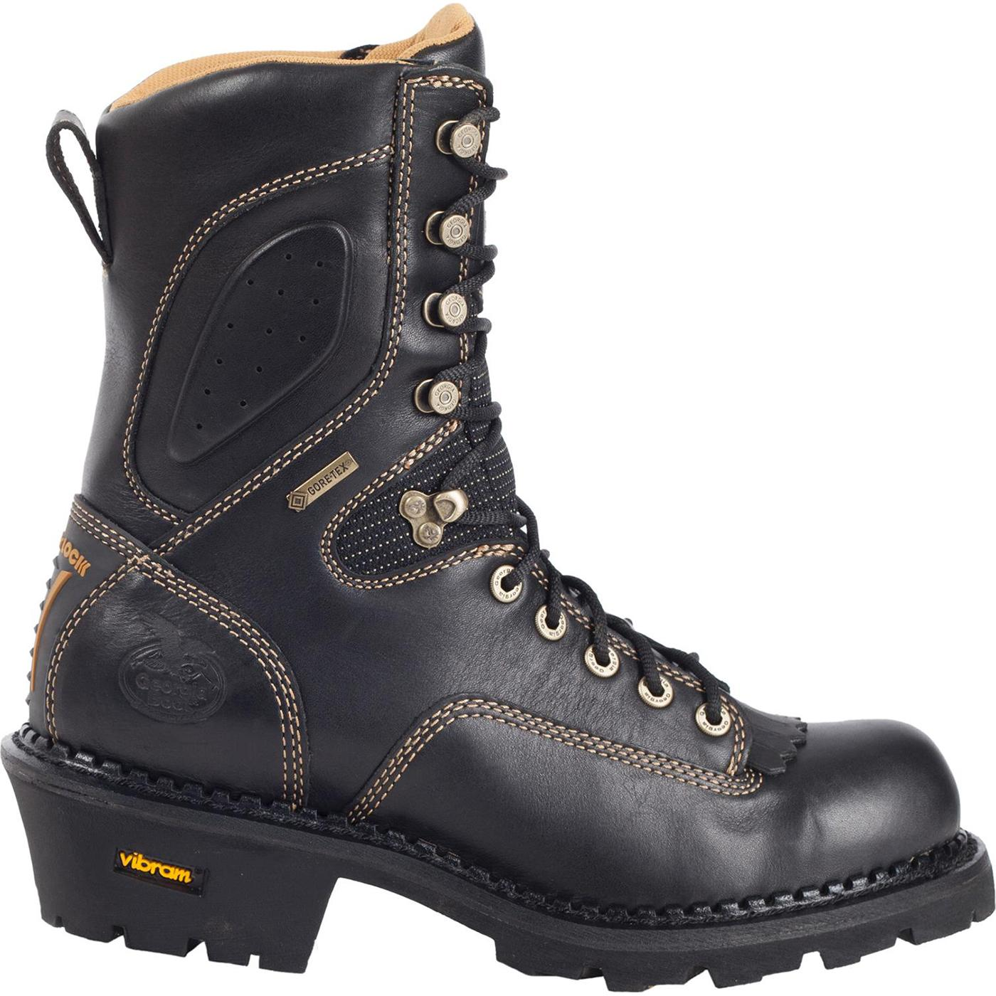 Logger Work Boots Dry5CyCy