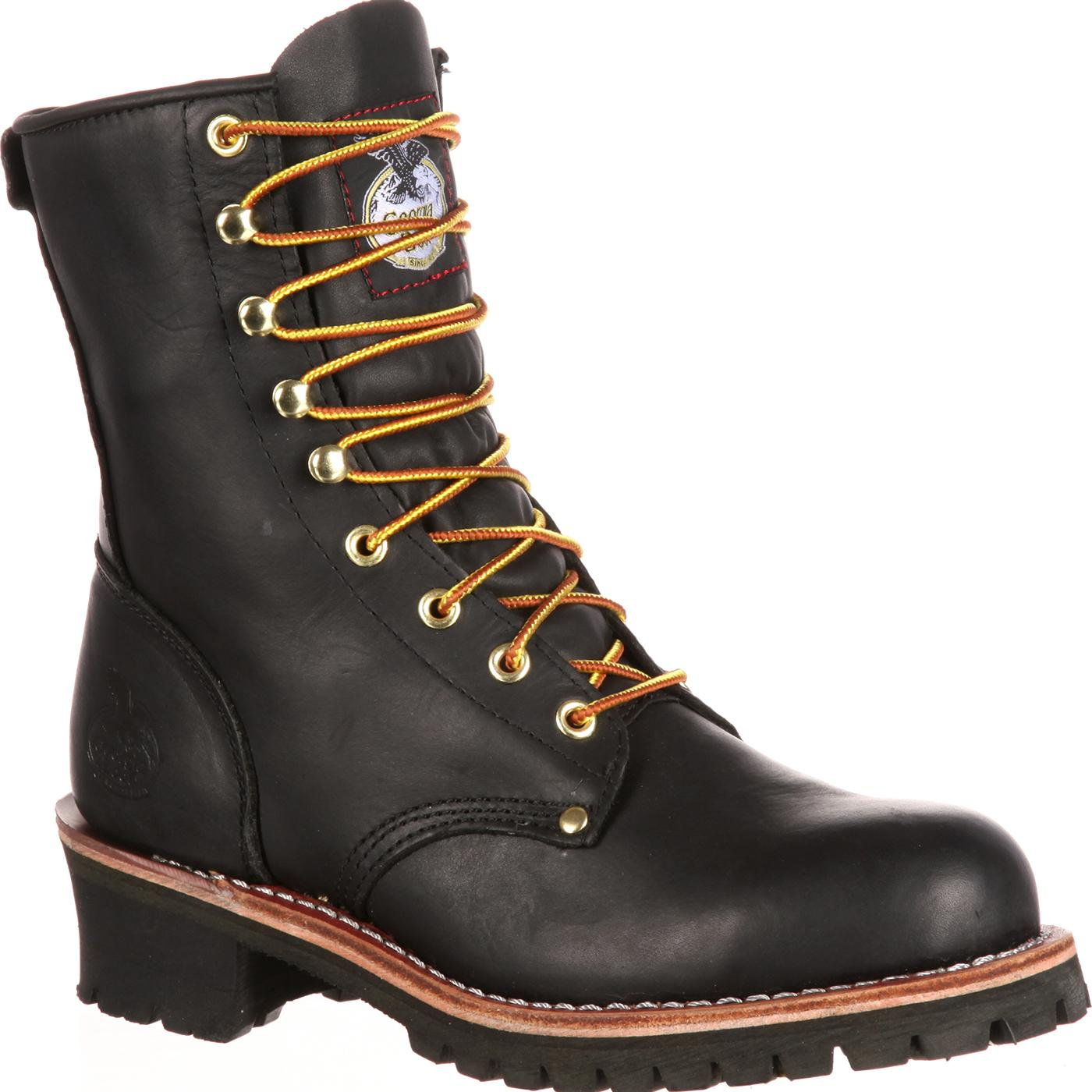 Logger Work Boots sVZyNHPY