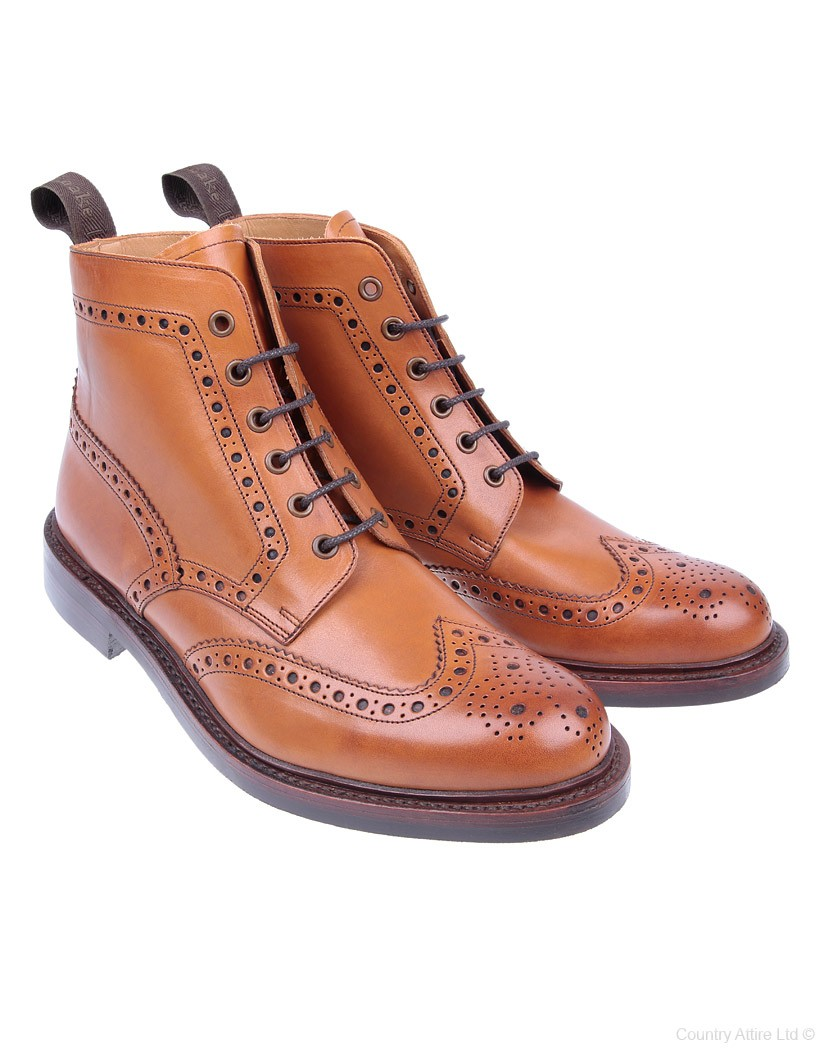 Mens Brogue Boots uMxT4NlJ