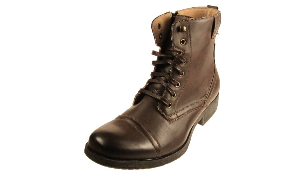 Mens Brown Combat Boots mrWoBiw5