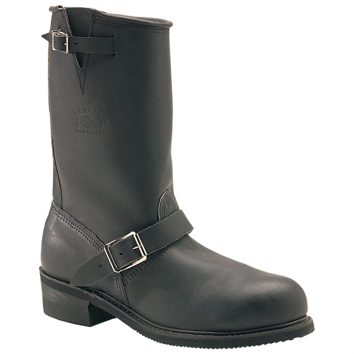 Mens Engineer Boots G9gZ8jmf