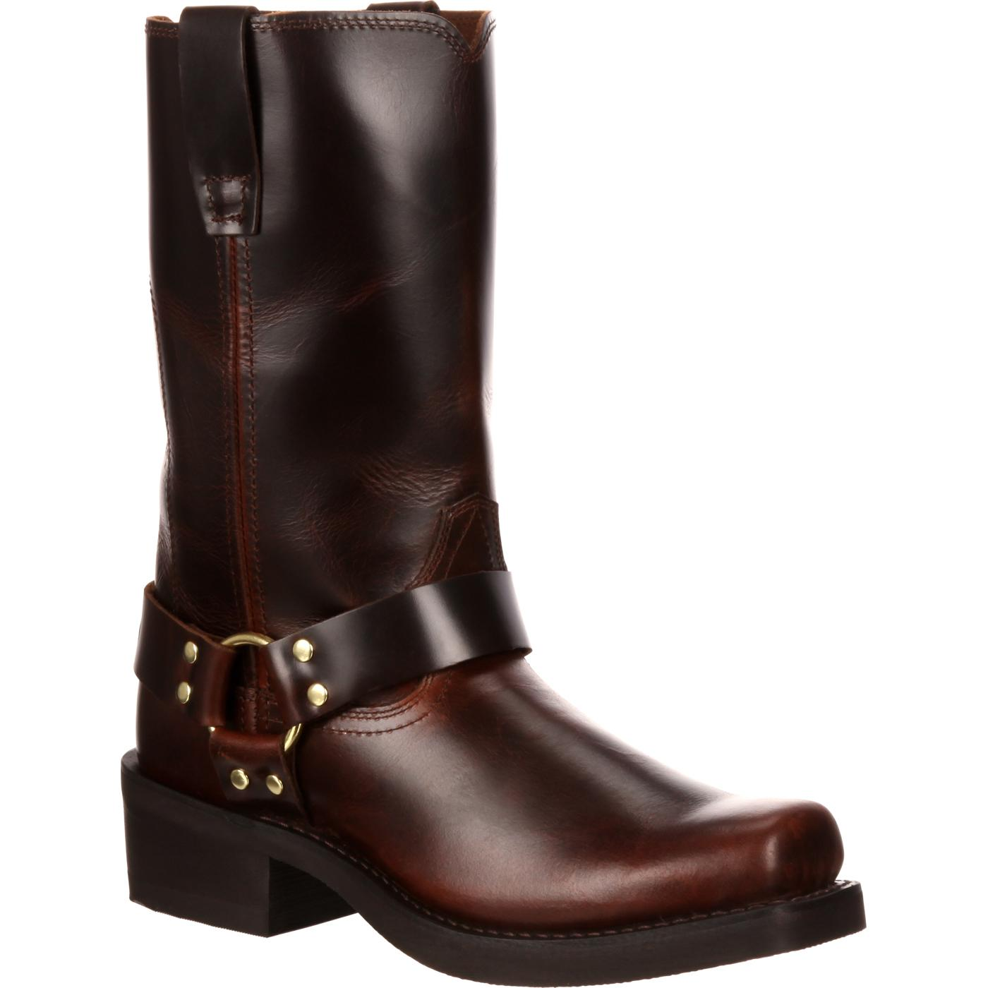 Mens Harness Boots eOT17cVQ