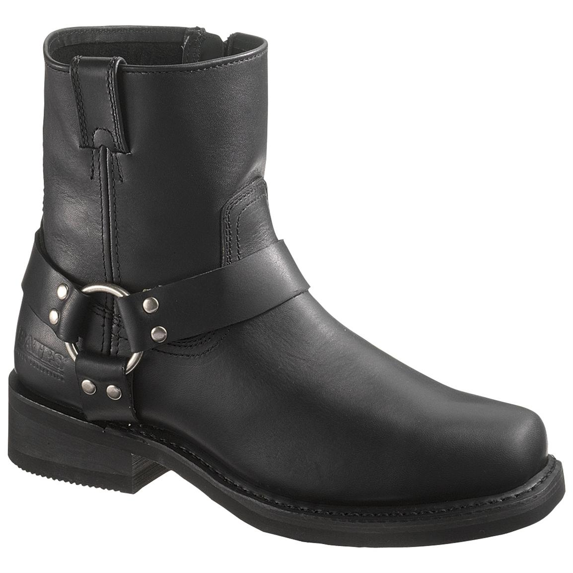Mens Harness Boots 4G7zC2eY