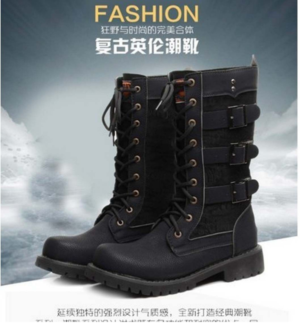 Mens High Boots y1HyQLTA