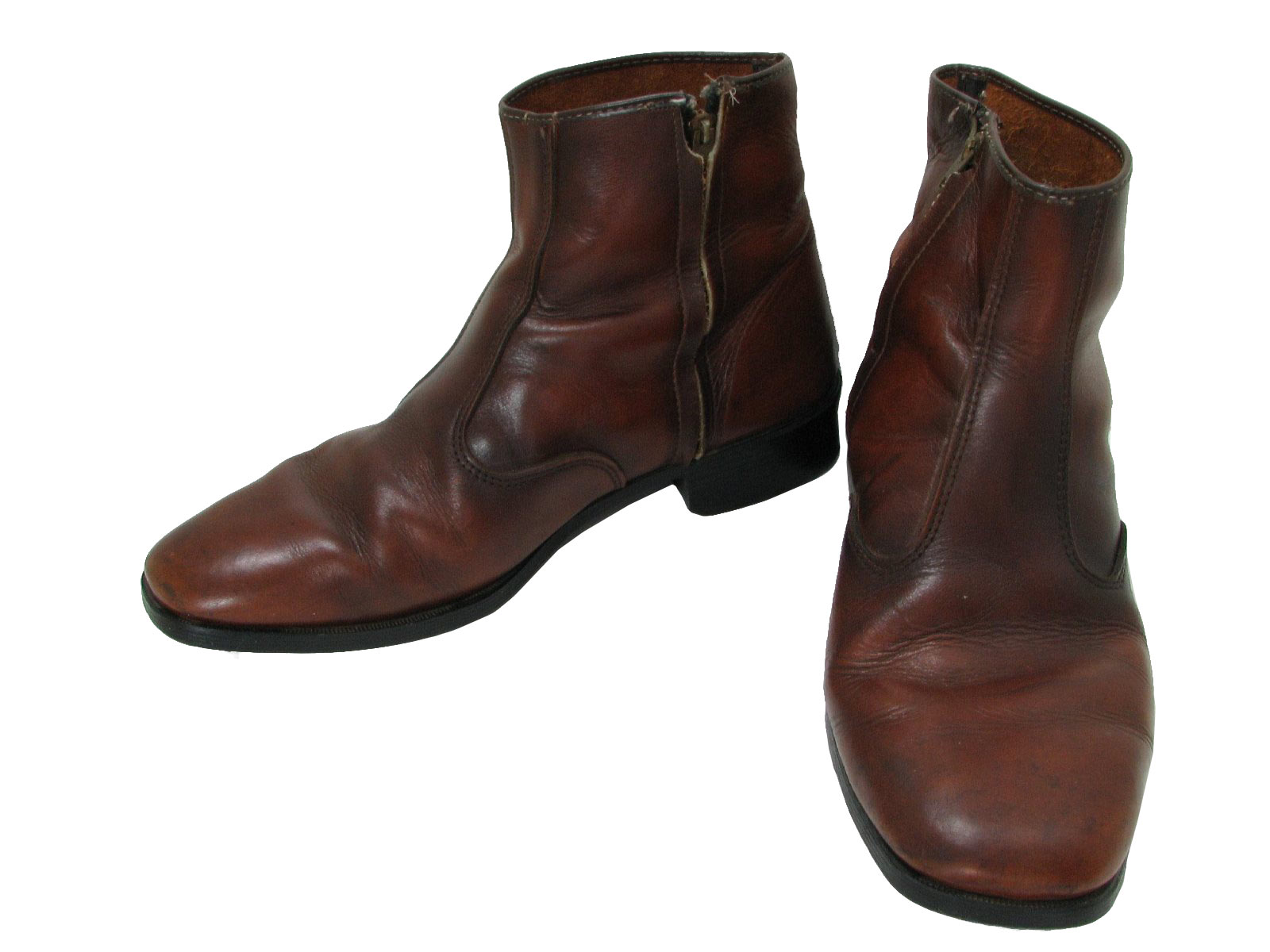 Mens Leather Ankle Boots TyTJaadc