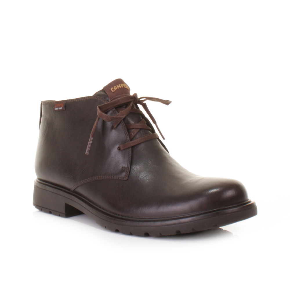 Mens Leather Ankle Boots KsoFsxPB