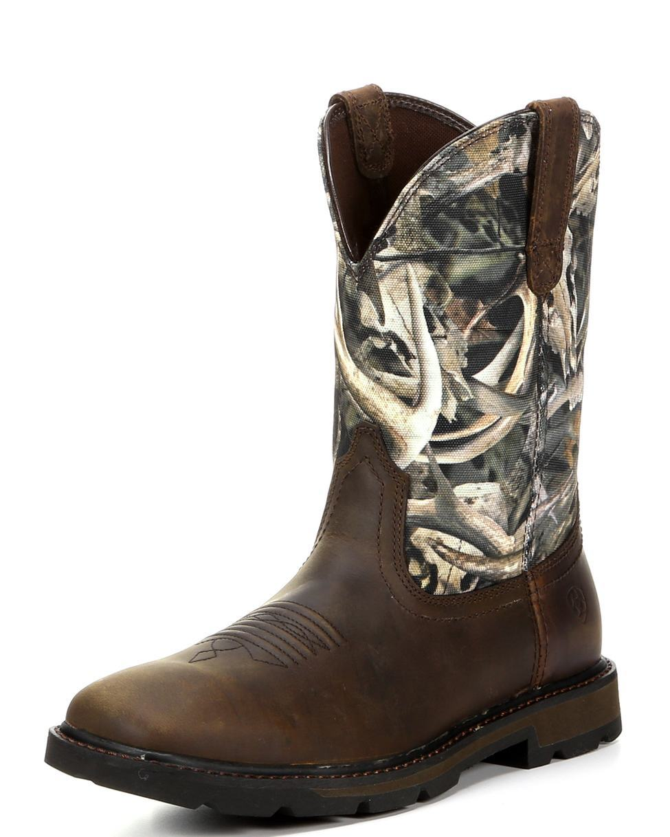 Mens Wide Boots 10OdF5MQ
