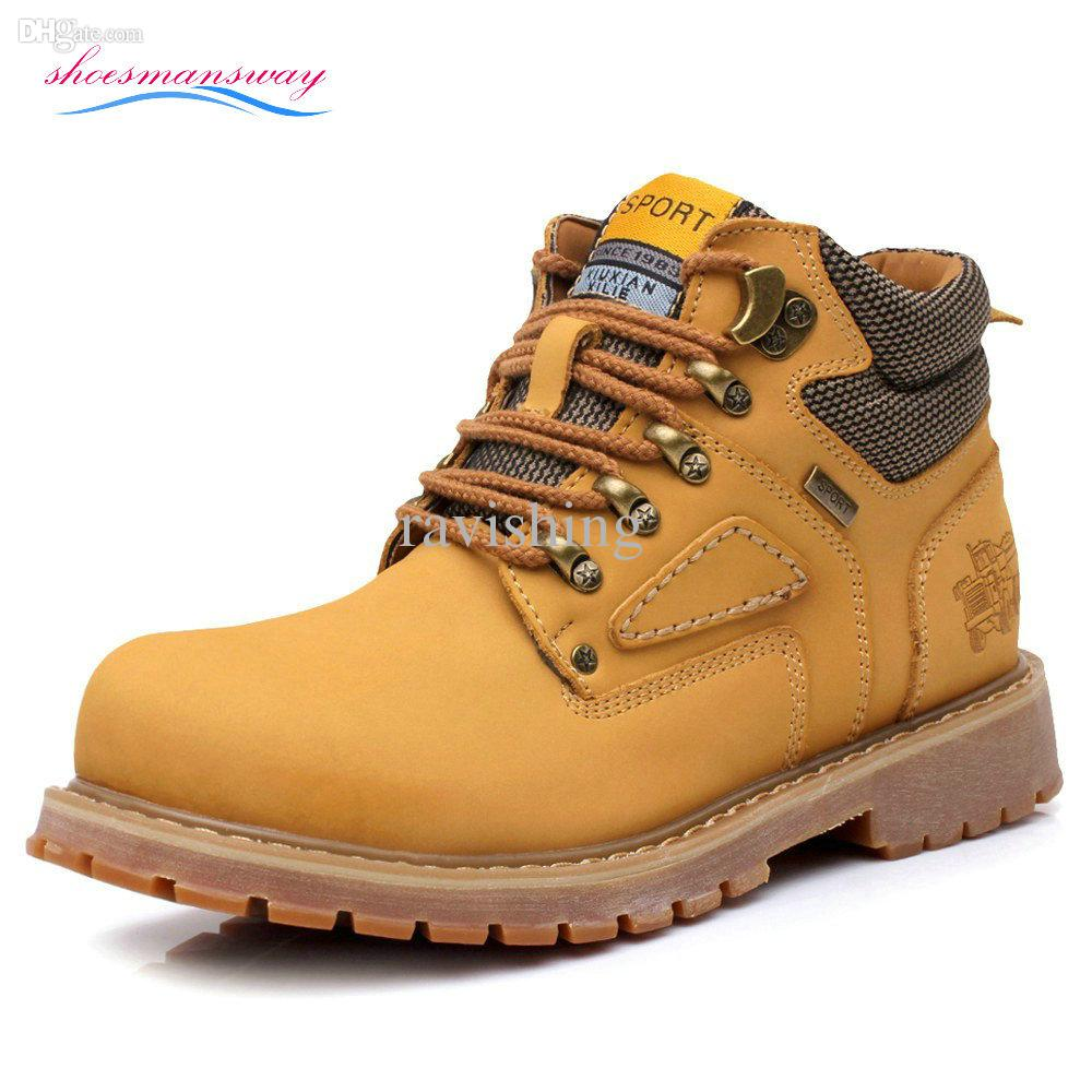 Mens Winter Work Boots vyLNXh7s