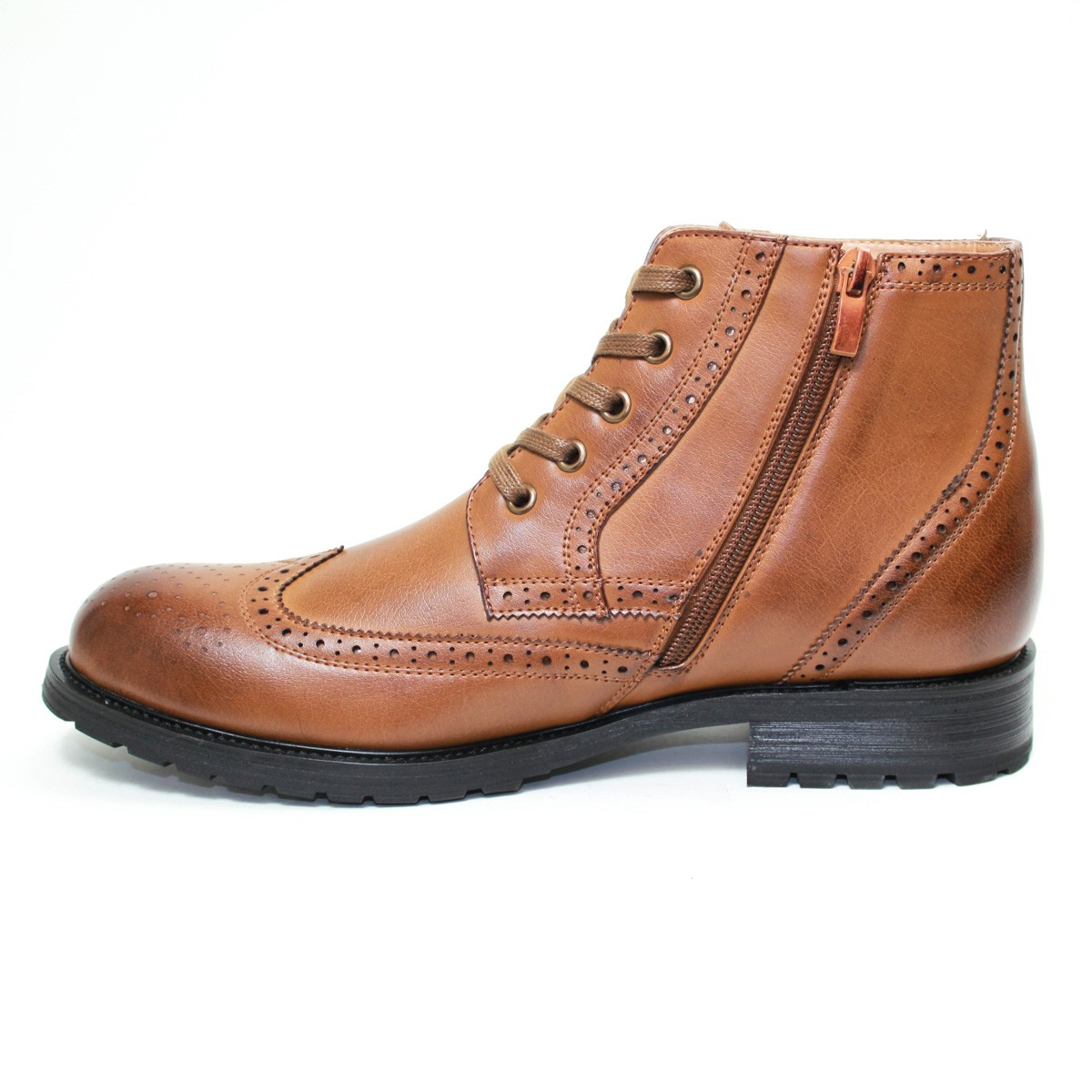Mens Zip Up Boots z9kSEZho