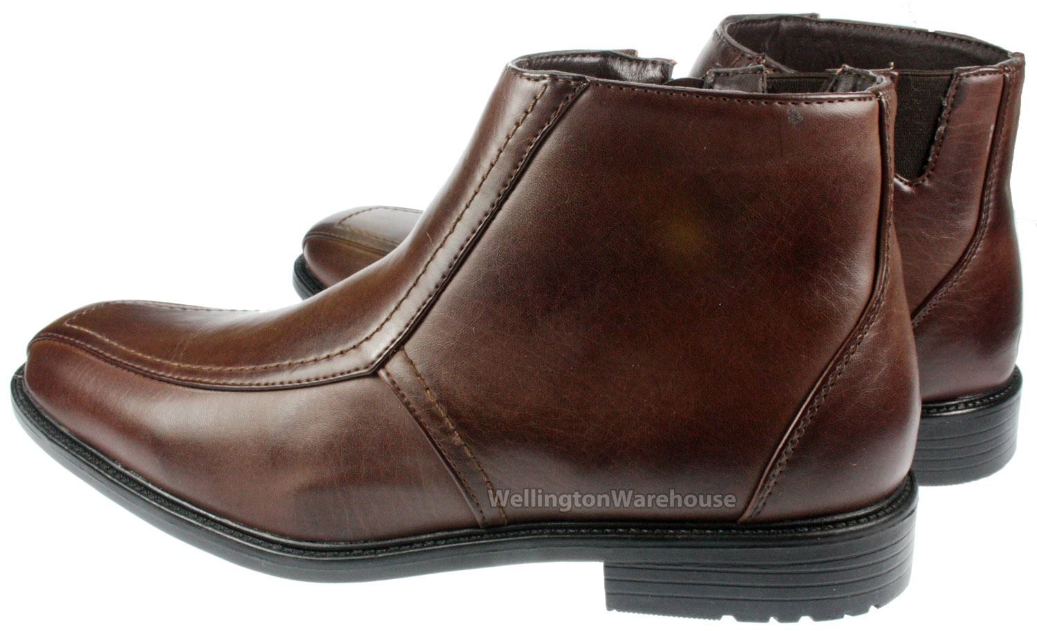 Mens Zip Up Boots J5QMnFro