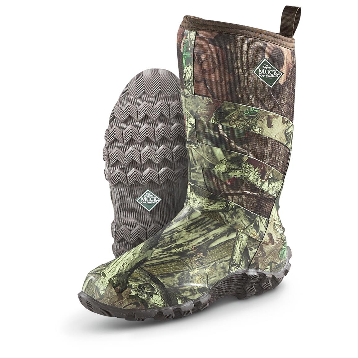 Muck Hunting Boots OAaAcQFn