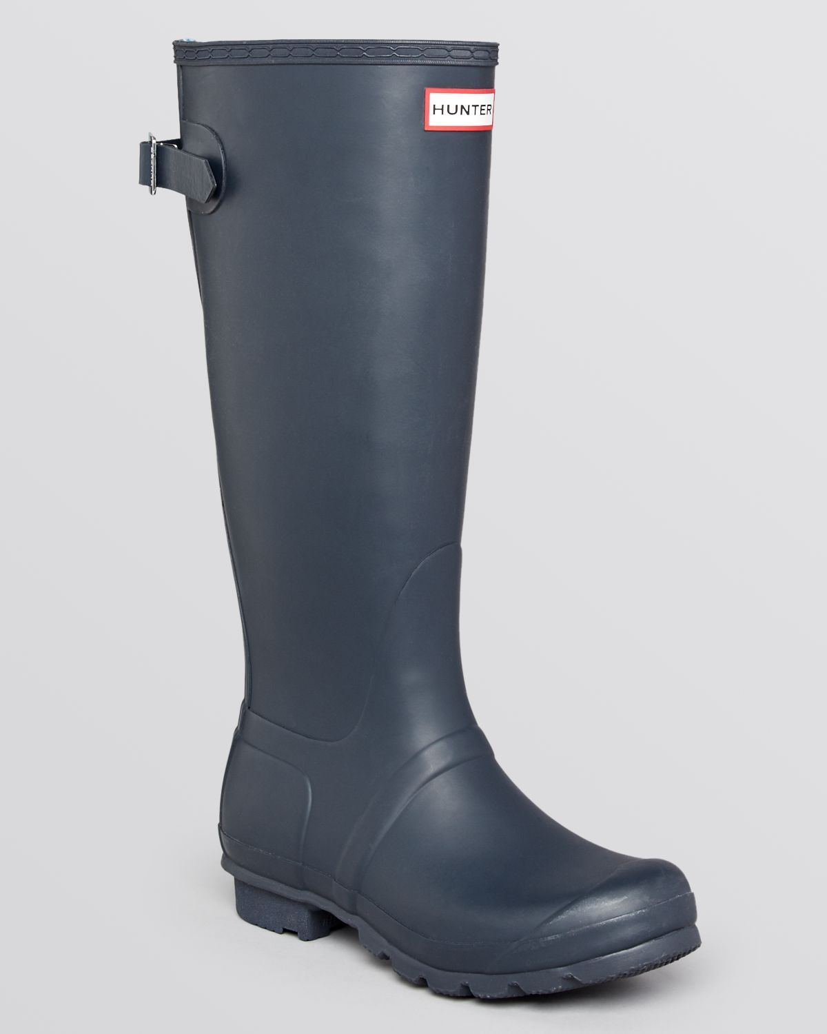 Navy Blue Rain Boots HvBRRiNT