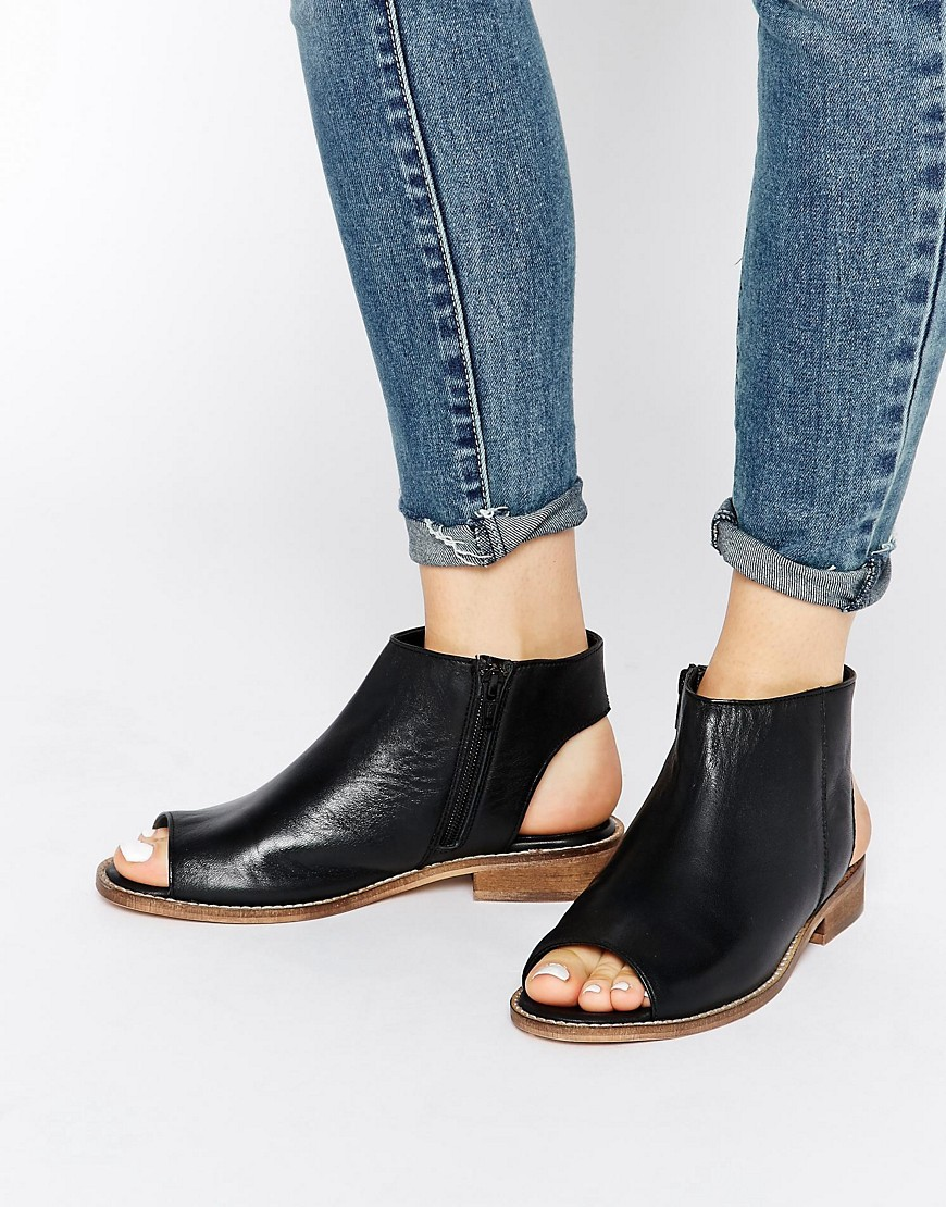 Open Toe Ankle Boots QRFAHFy2