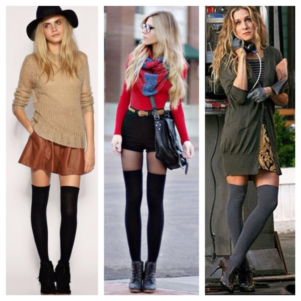 Over The Knee Boot Socks KDy5pUVd