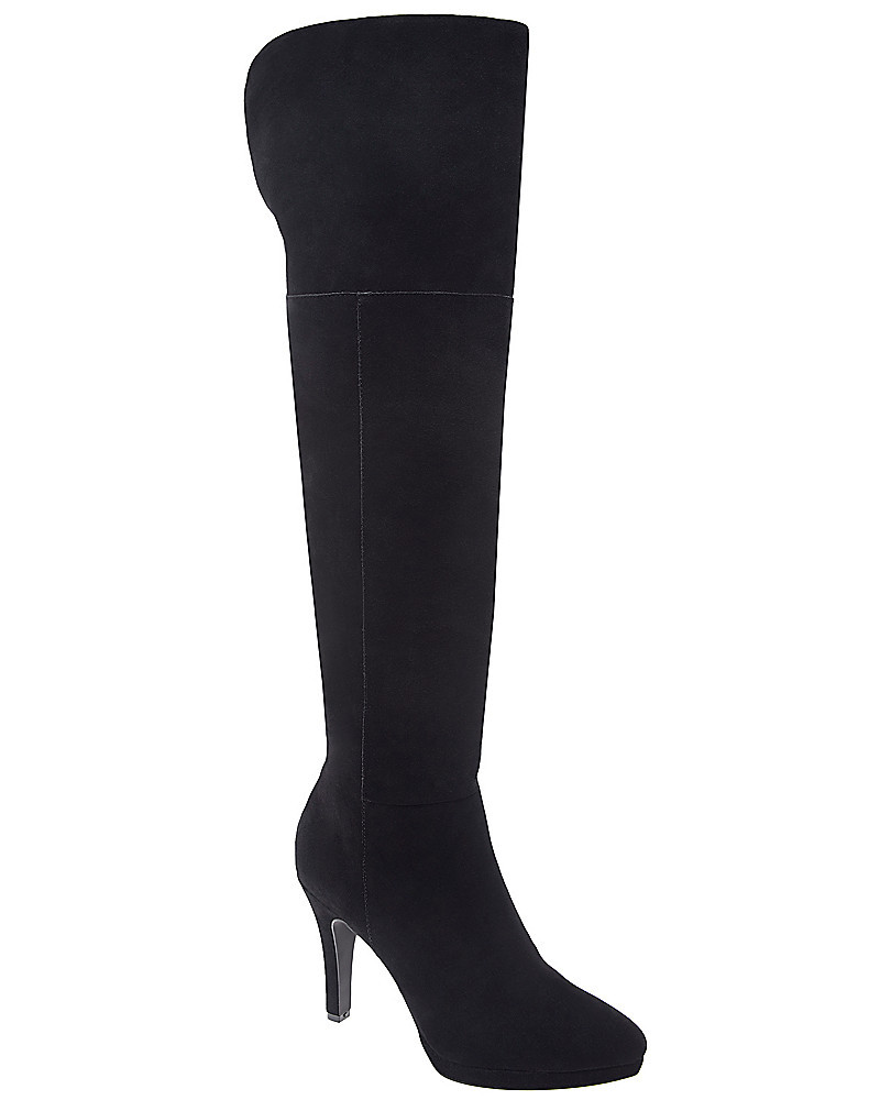Over The Knee Boots Wide Calf xUB6csED