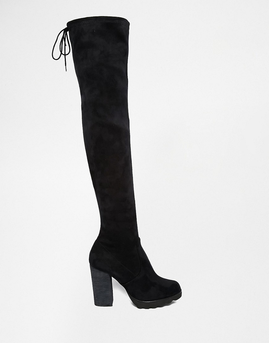 Over The Knee Heeled Boots EvPc2njA