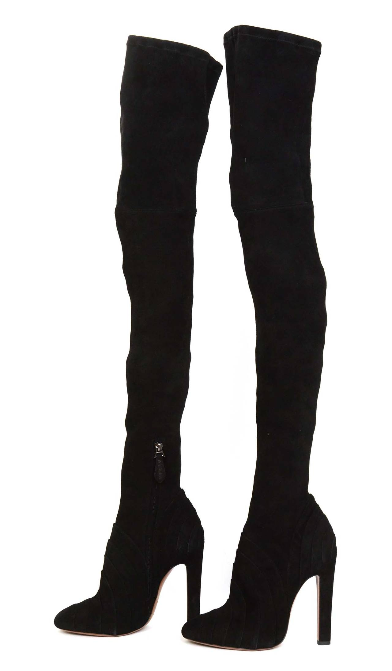 the knee stretch boots boot yc
