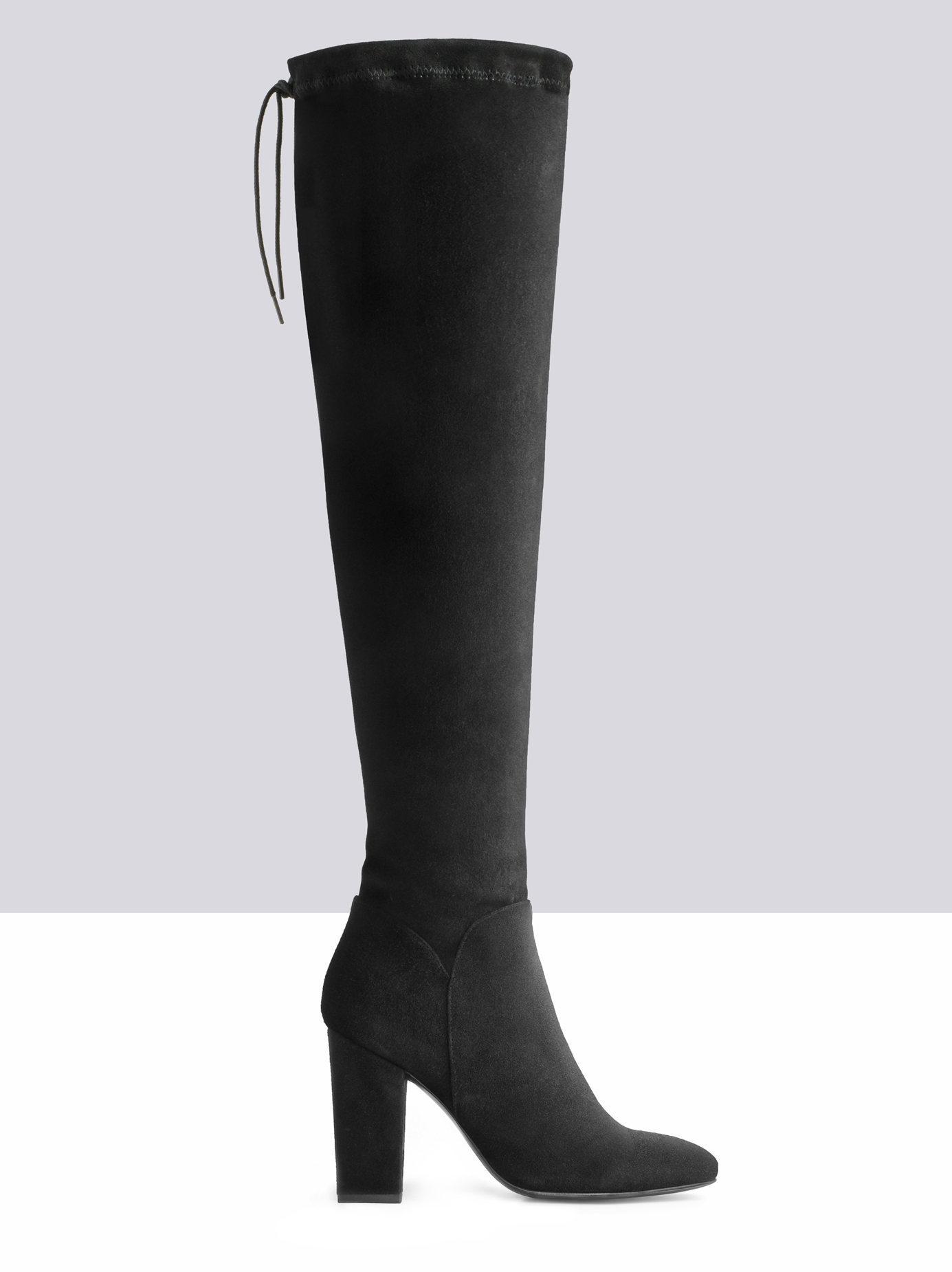 Over The Knee Stretch Boots wuwYMogc