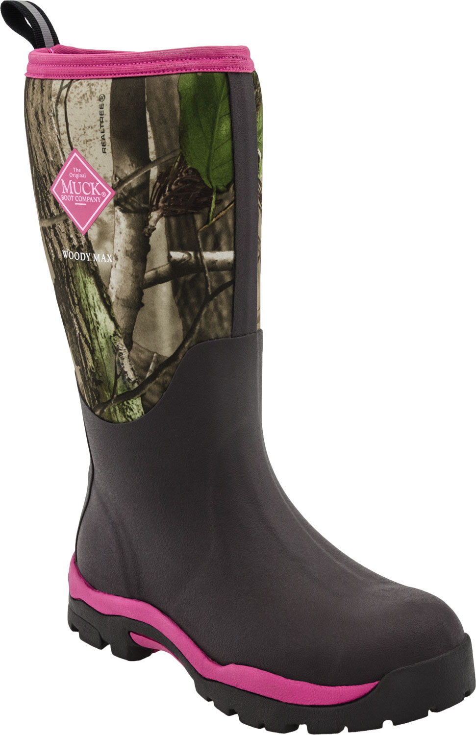Pink Camo Muck Boots LbHazFf6