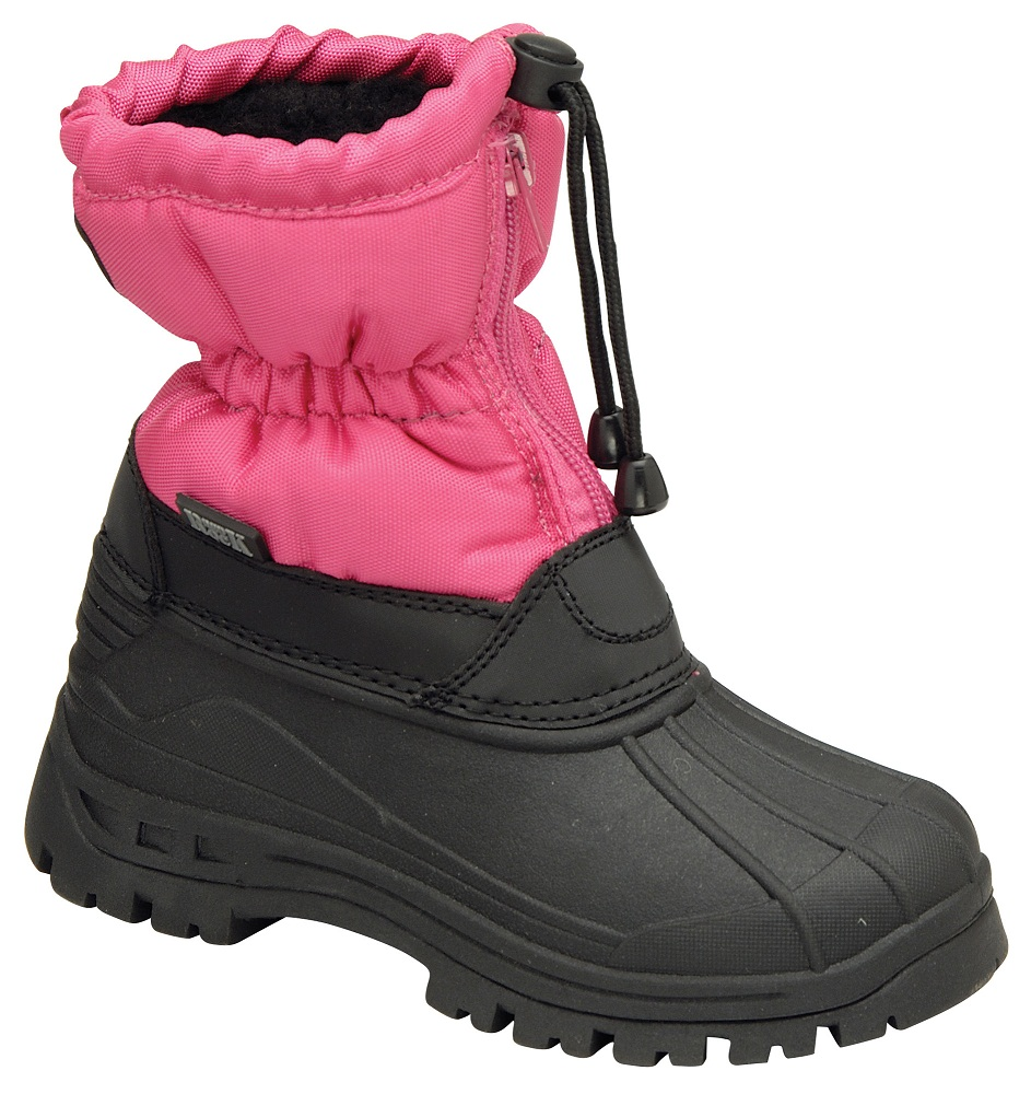 Pink Snow Boots lBesLGE2
