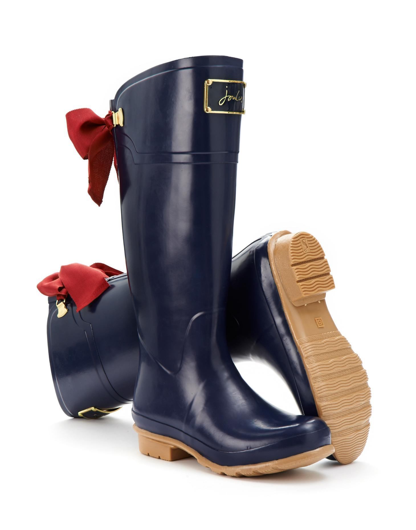 Rain Boots With Bows 9qG2ObC6