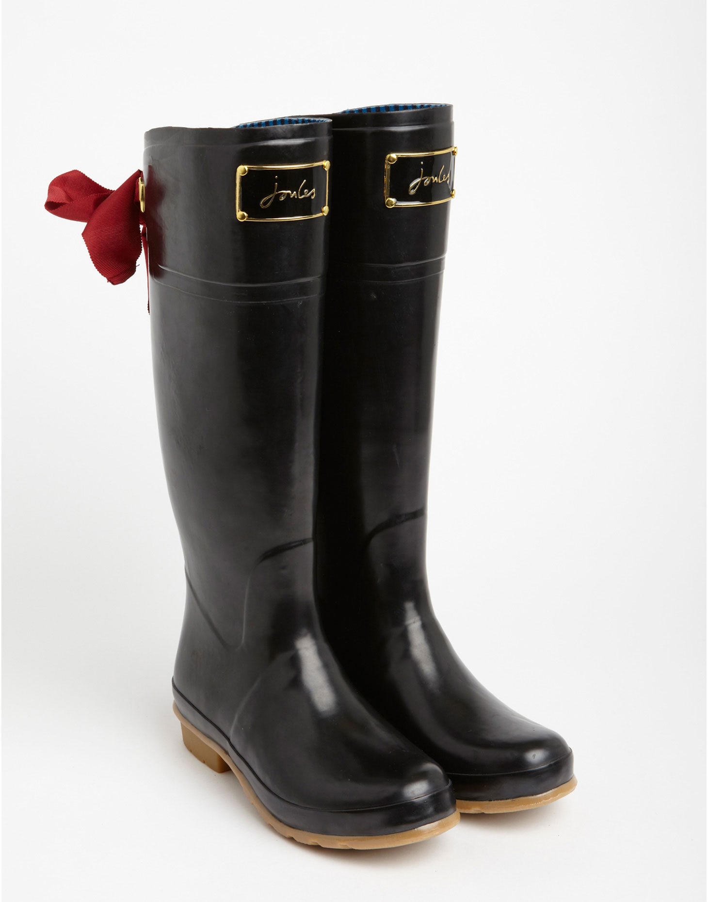 Rain Boots With Bows C5CFCuZO