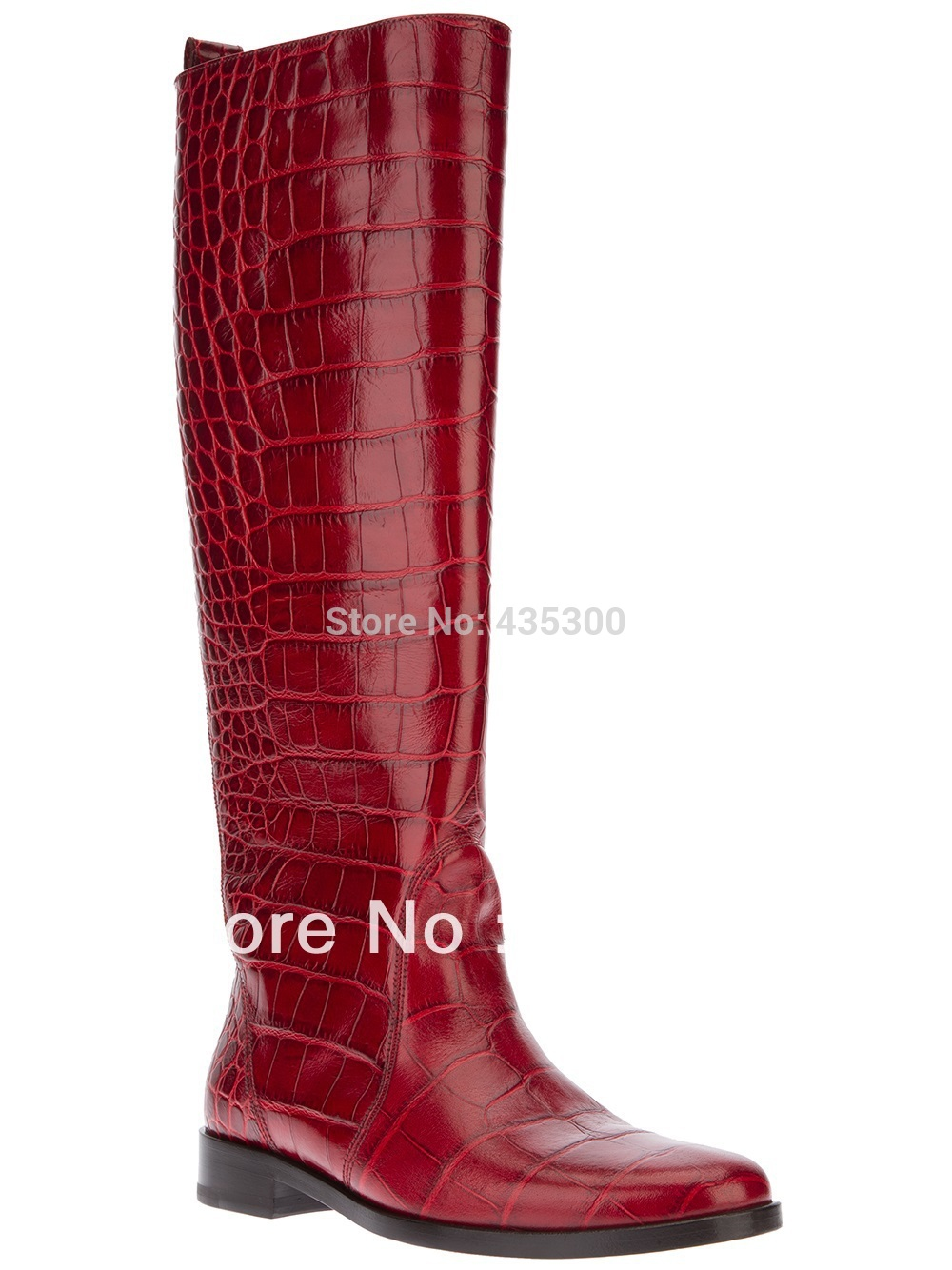 Red Boots Women mXPElFWc