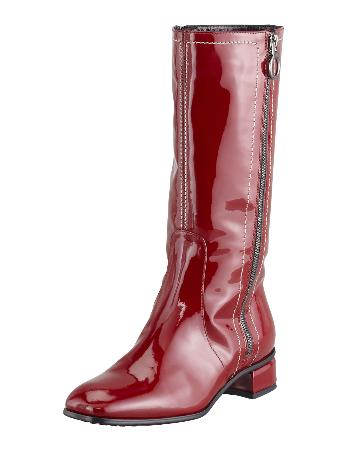 Red Boots Women 6C0tonLN